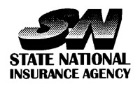 Brian Bowers Insurance Agency - State National Insurance